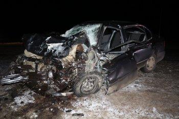 Смертельное ДТП в Башкирии: в Стерлитамакском районе столкнулись ВАЗ-2111 и Hyundai Accent