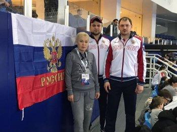 Рима Баталова поддержала юных каратистов Башкирии на Чемпионате Европы
