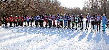 В Стерлитамаке выполнили норматив комплекса ГТО «Бег на лыжах»