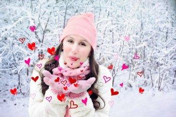 Красивые поздравления с Днем святого Валентина. С Днем влюбленных 2018