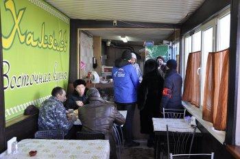 Рейд «Народного контроля» выявил нарушения в рыночных кафе Уфы