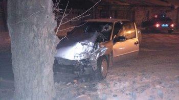 «Пьяный в дрова». В Башкирии нетрезвый водитель протаранил дерево