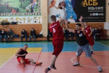 Стерлитамак открыл зональные игры по баскетболу