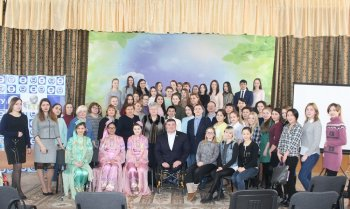 Депутат и чемпион паралимпиады Ирек Зарипов встретился со студентами Стерлитамака