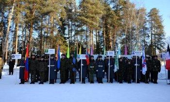 Кадеты Башкирии принимают участие в XVI Международном слёте юных патриотов «Равнение на Победу!»