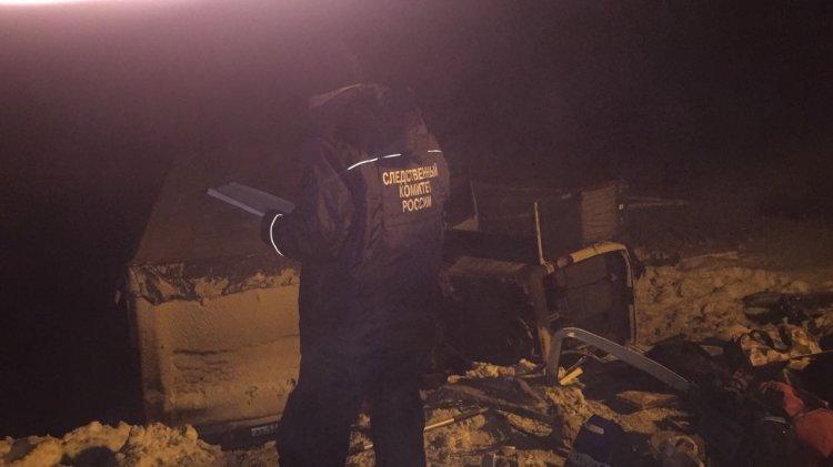 Еще одно дело возбудили после ДТП с 9 погибшими в Башкирии