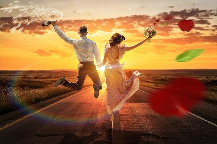 От даты свадьбы зависит будущее вашей пары