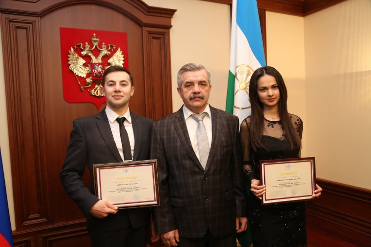 Активная молодежь Башкортостана вошла в состав кадрового резерва Приволжского полпреда