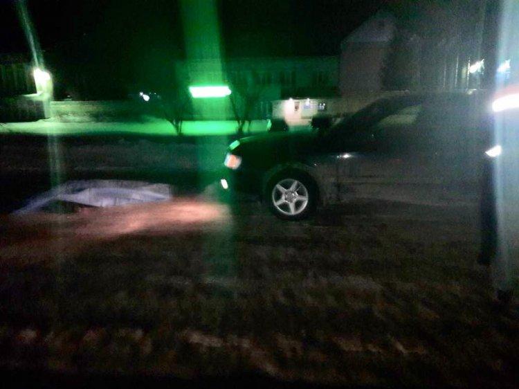 В Башкирии водитель «Audi» сбил насмерть женщину