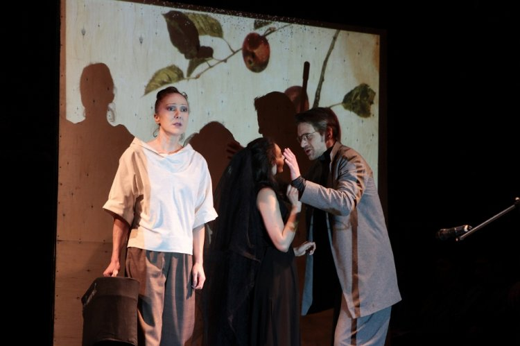 В Стерлитамаке состоялась долгожданная премьера спектакля «Пьяные» по пьесе Ивана Вырыпаева