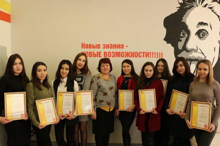 В Стерлитамаке открылся центр сертифицированного обучения 1С