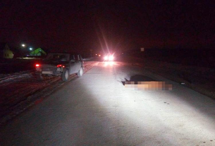 В Башкирии автомобиль насмерть сбил женщину