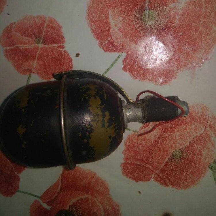 ВБашкирии женщина пришла вгости снайденной подороге гранатой