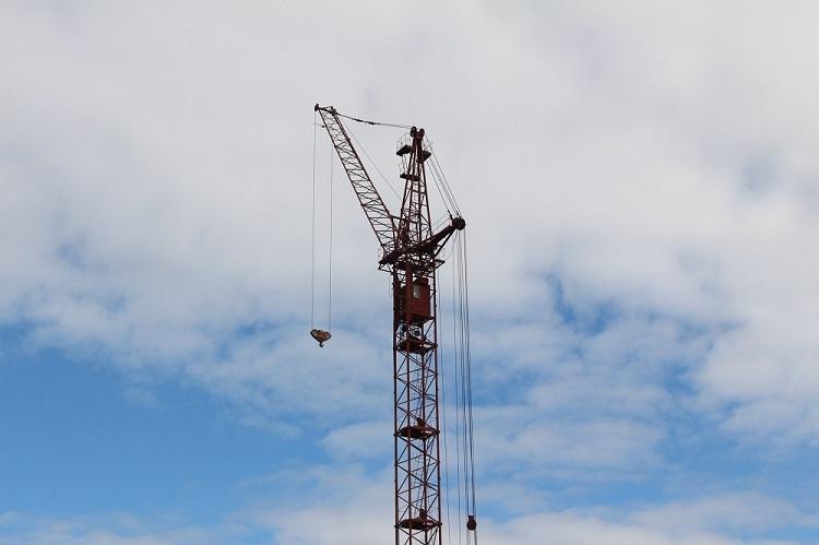 В Башкирии во время демонтажа башенного крана погиб 23-летний рабочий