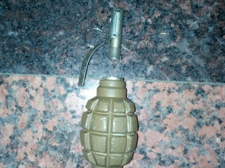 Пассажир поезда с ручной гранатой задержан в Уфе