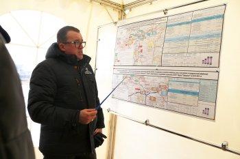 В Башкирии участок трассы М-7 «Волга» на 70% готов к сдаче