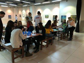 В Уфе прошла выставка работ победителей Всероссийского фестиваля социальной рекламы «Искусство Жить»