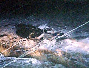 В Башкирии опрокинулся ВАЗ, погиб пассажир
