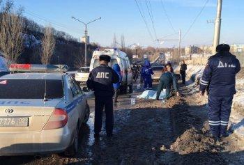 В Уфе автобус насмерть сбил 14-летнего мальчика