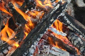 В Башкирии во время пожара погиб 64-летний мужчина