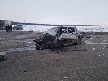 Массовое ДТП со смертельным исходом произошло в Башкирии