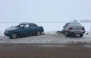 На трассе в Башкирии произошло жуткое ДТП, есть погибший
