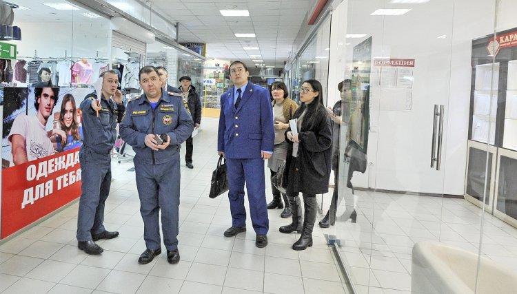 Активисты ОНФ в Республике Башкортостан к подключились к проверкам соблюдения норм пожарной безопасности