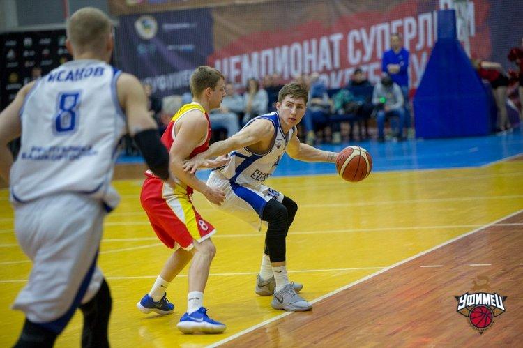 Баскетбольный «Уфимец» побеждает в Туле и передает эстафету футболистам «Уфы»