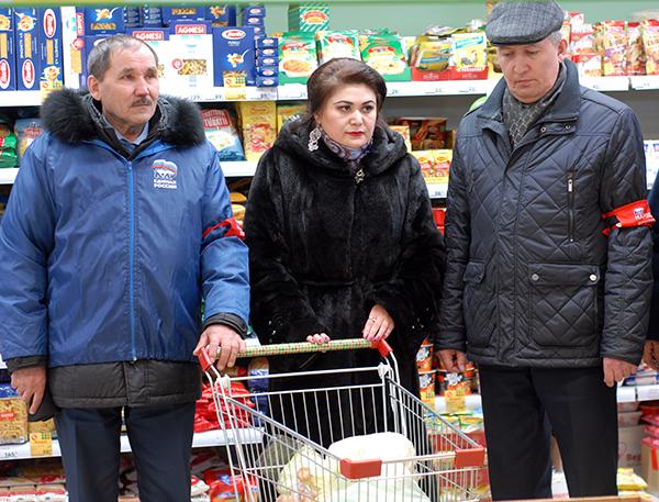 «Народный контроль» выявил на прилавках магазинов в Башкирии просроченные товары