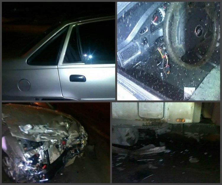 В Уфе росгвардейцы задержали гражданина, совершившего ДТП на угнанной машине