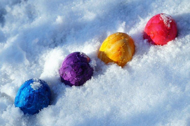 Дождь со снегом ожидается в Башкирии на Пасху