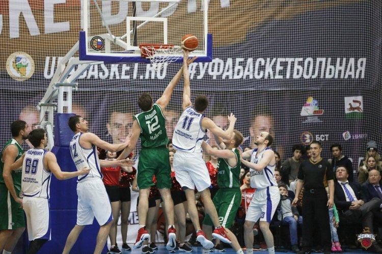 Баскетбольный клуб «Уфимец» в числе лидеров завершил Суперлигу второго дивизиона