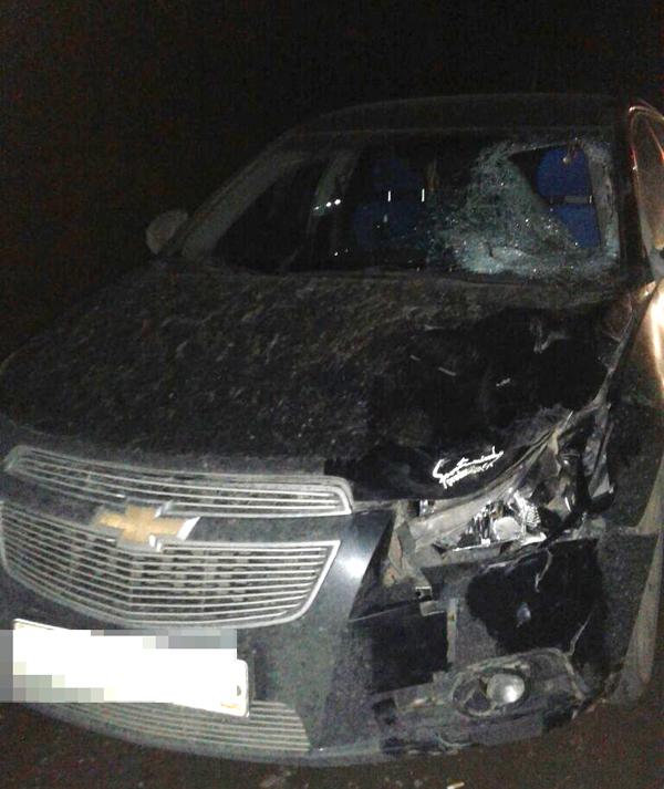 В Башкирии «Chevrolet Cruze» насмерть сбил женщину-пешехода