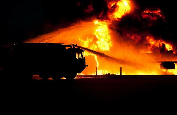 В Башкирии сгорели два жилых дома, есть жертвы