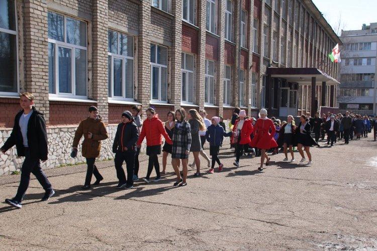 В школах и детских садах Уфы начались учебно-тренировочные эвакуации