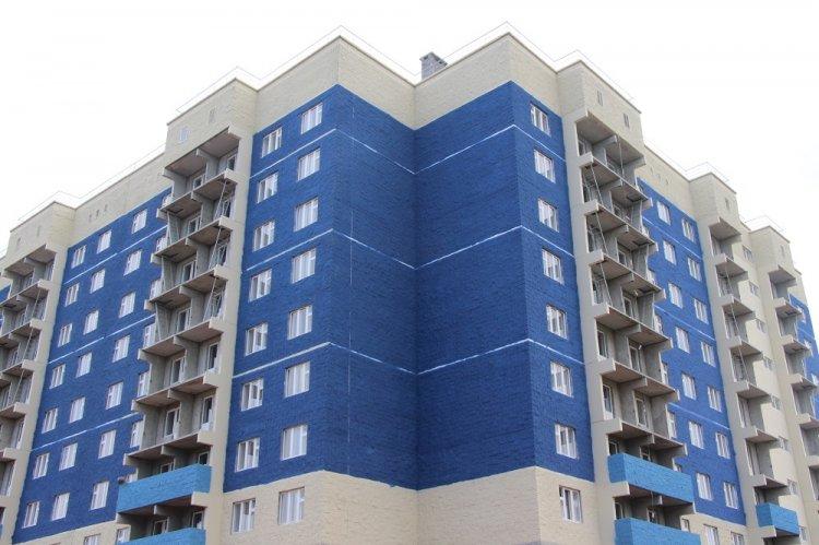 Продажи квартир в новостройках в России выросли на 16%