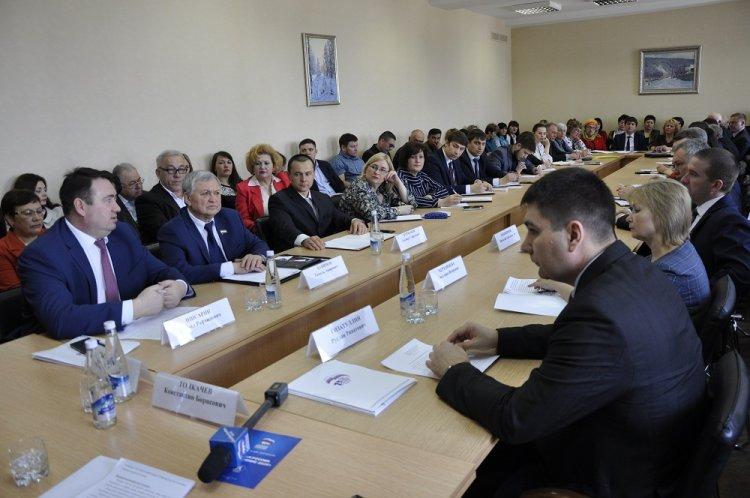 В Башкирии на региональном форуме сформировали задачи партийцев на 2026 год