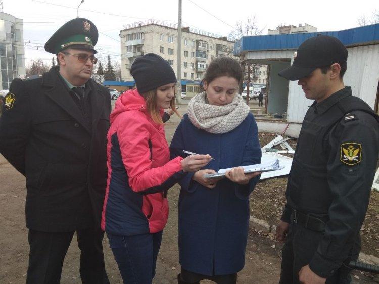Все работы по сносу незаконного павильона на улице Ахметова в Уфе завершены