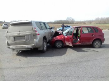 Годовалая девочка погибла в страшном ДТП на трассе в  Башкирии