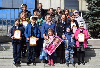 В Башкирии наградили победителей конкурса детских рисунков «Моя Росгвардия»