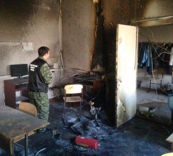 СК: по факту ЧП в школе города Стерлитамака продолжаются следственные действия