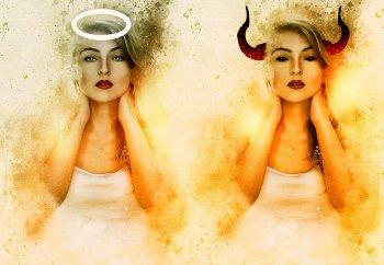 Тест: кто вы Ангел или Демон?