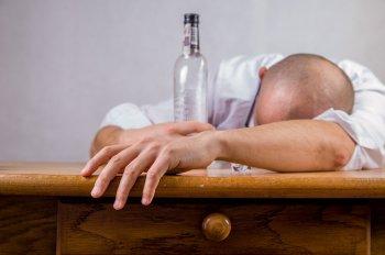 В России стали пить на 40 процентов меньше