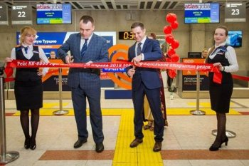 Из аэропорта «Уфа» стартует полетная программа двух новых турецких авиакомпаний, а также начинаются полеты в Новосибирск