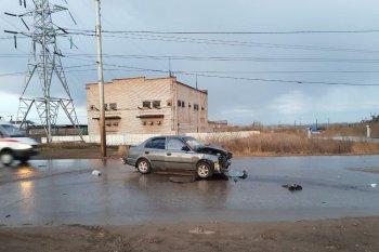 В Стерлитамаке насмерть разбился водитель Hyundai Accent