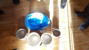 В Башкирии сотрудники полиции изъяли крупную партию «жидких» синтетических наркотиков