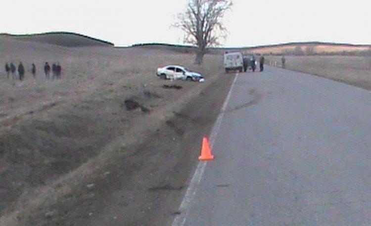 В Башкирии 19-летняя автоледи отвлеклась от дороги: погибла 17-летняя девушка