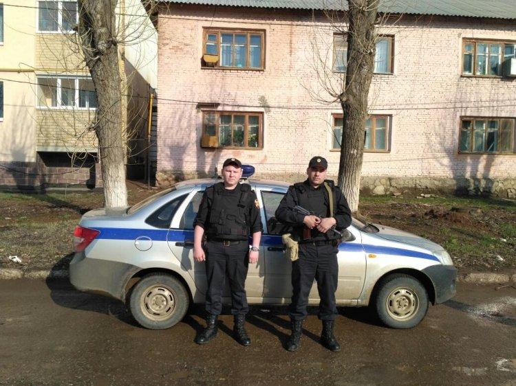 В Башкирии росгвардейцы задержали злоумышленника, угнавшего «Газель»