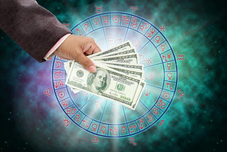 Финансовый гороскоп на неделю с 7 по 13 мая 2018 года