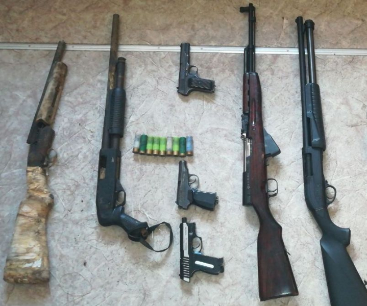 В Башкирии пресечена деятельность банды